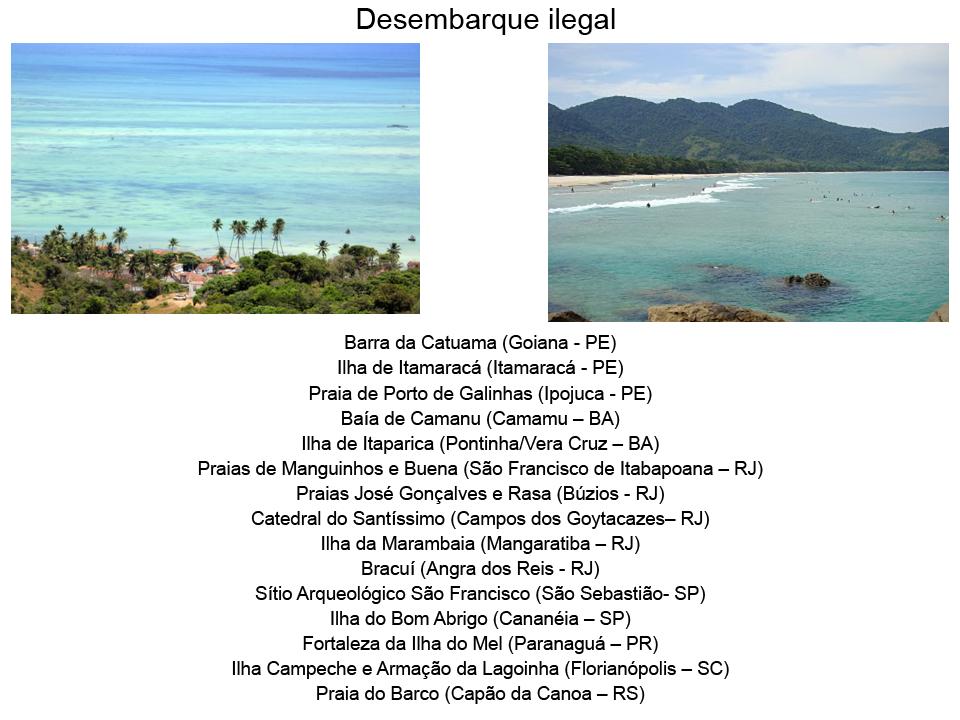 Desembarque ilegal